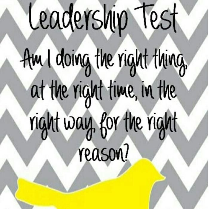 Sarah Sobieski Leadership Quotes